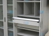 Steel-cabinet-glass-doors-pull-out-steel-drawers-shelving-storage-fort-worth-dallas-texarkana-tyler-wichita-falls-abilene-killeen-temple-waco