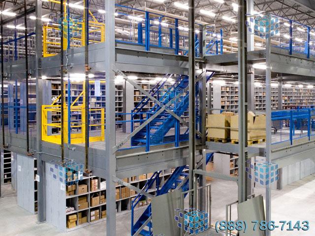 Pallet rack pallet racks fort worth texas for Parts room organization