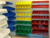 colored-plastic-bin-small-part-storage-shelving-system-dallas-texas-arlington-denton-sherman-tyler-denison-waco-fort-worth-dfw-wichita-falls