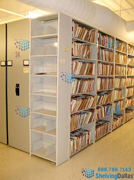 Medical Records Steel Shelving Cabinets Chart Storage